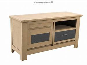 meuble moderne bois sellingstgcom With photos de meubles de salon 10 banc tv chne clair moderne 3 niches 3 tiroirs dinozo 2