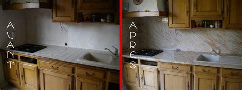 renover plan de travail cuisine plans de travail pour votre cuisine gammes de granit