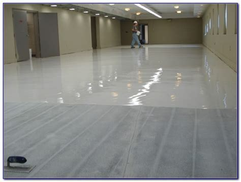 Self Leveling Epoxy Floor Coating Formulation   Flooring