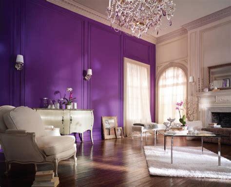 chambre violet et blanc peinture chambre violet peinture chambre fushia 54