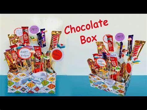 handmade chocolate box easy handmade