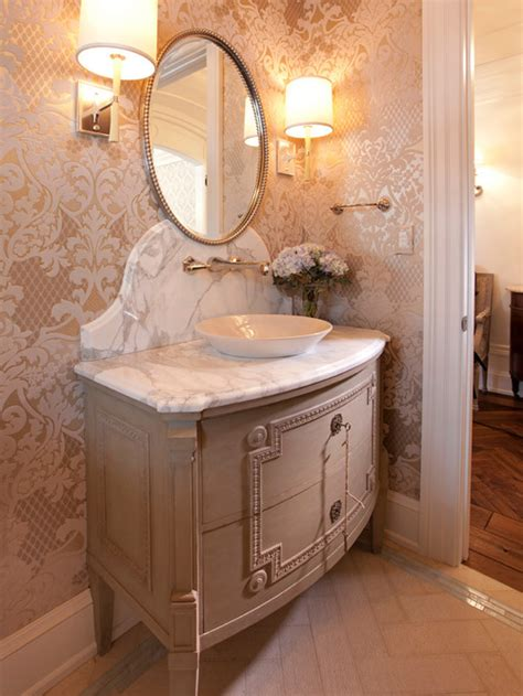 superlative victorian style powder rooms interior vogue