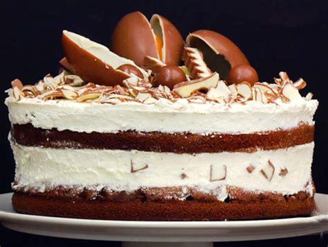 kinder torten backen kinderschokolade torte backen so geht s lecker