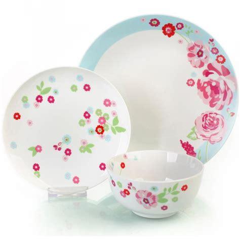 dinner sets plates dinnerware dahlia sabichi bowls side dining stylish piece plate sc st soup porcelain features service ikea china