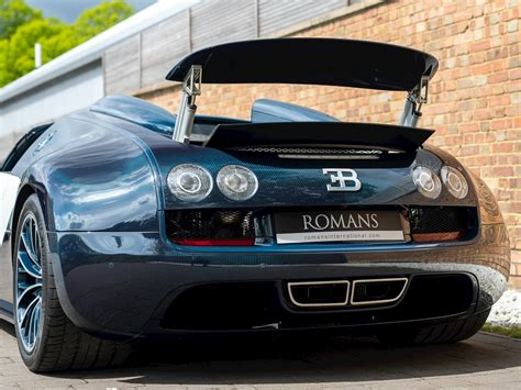 The merritt parkway traffic now, if the $1.4 million veyron 16.4 coupe didn't do it for you, you're excused. 2014 Used Bugatti Veyron 16.4 Grand Sport Vitesse | Carrara White with Blue Carbon