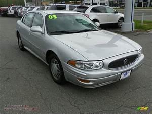 2003 Buick Lesabre Custom In Sterling Silver Metallic - 212848