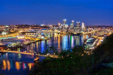 7 Best Scenic Overlooks In Pittsburgh