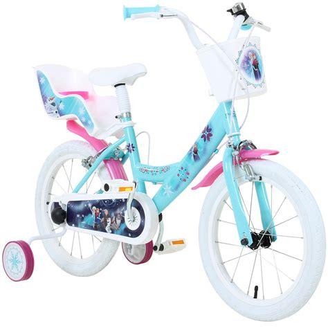 und elsa fahrrad disney frozen 16 zoll kinderrad eisk 246 nigin elsa fahrrad