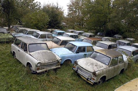 trabant  motor trader car news