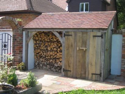 bespoke oak garden buildings structures  rustic furniture english oak designs