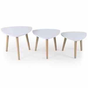 Table Basse Gigogne Scandinave : table basse gigogne scandinave maison et ~ Voncanada.com Idées de Décoration