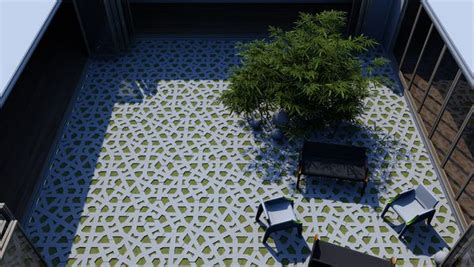 awesome   idea permeable pavers  davor