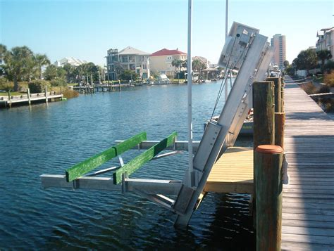 Quality Boat Lift Parts by Boat Lifts Quality Aluminum Boat Lifts