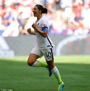 US Women's World Cup members land individual Sports ...