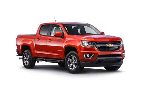 2018 Chevrolet Colorado · Monthly Lease Deals & Specials