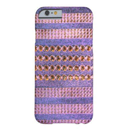 distressed vintage chic glitter iphone  case
