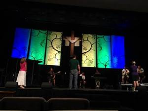 Stage Decoration Ideas for Churches and Ministries - RN ...