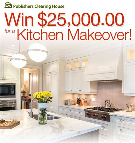 You Could Win Money Towards A Kitchen Makeover Contest