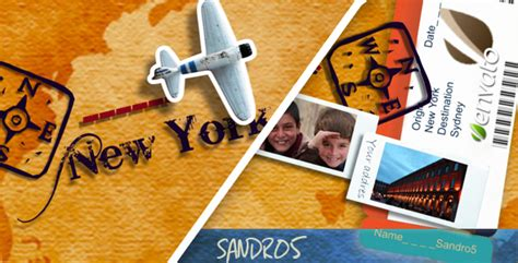 cinema titles template torrent travel by sandro5 videohive