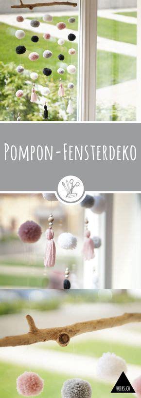 Fensterdeko Weihnachten Selbstgemacht by Pompon Fensterdeko If Only I Had The Time
