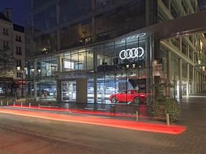 Audi Paris Est : audi city paris bienvenue dans la concession automobile du futur ~ Medecine-chirurgie-esthetiques.com Avis de Voitures