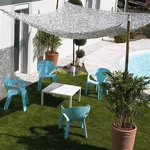 voile d39ombrage cocoon la boutique desjoyaux With voile d ombrage jardin