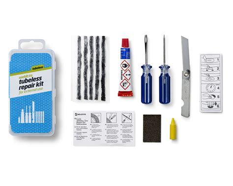 Weldtite Tubeless Tyre Repair Kit