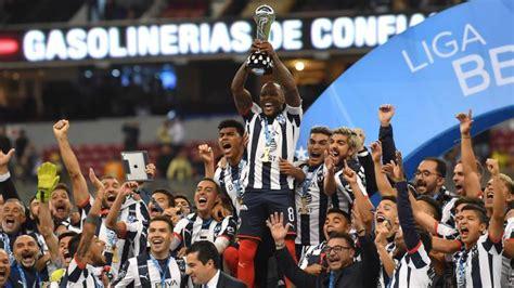 Monterrey se coronó campeón del Apertura 2019 de la Liga ...