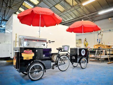 triporteur cuisine douceurs sucrées hedimag fabricant de commerce mobile