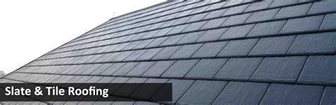 pitched roofs slate tile repairs replacement renewal