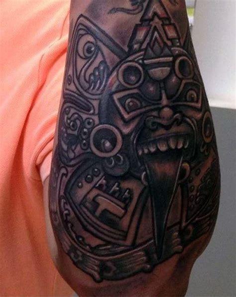 aztec tattoo designs  men wild tattoo art