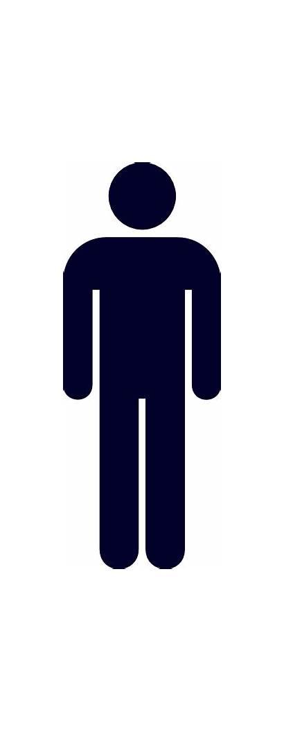 Male Clipart Boy Clip Symbol Bathroom Boys