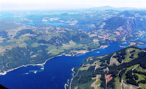 campbell river aerial photo gallery gocampbellrivercom