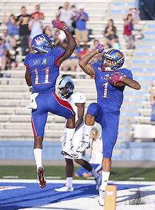 Big-play receiver takes top spot after season opener | The ...