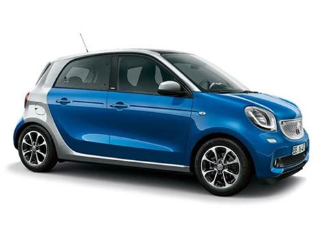 Smart Forfour Hatchback Lease Deals Affordable Cost