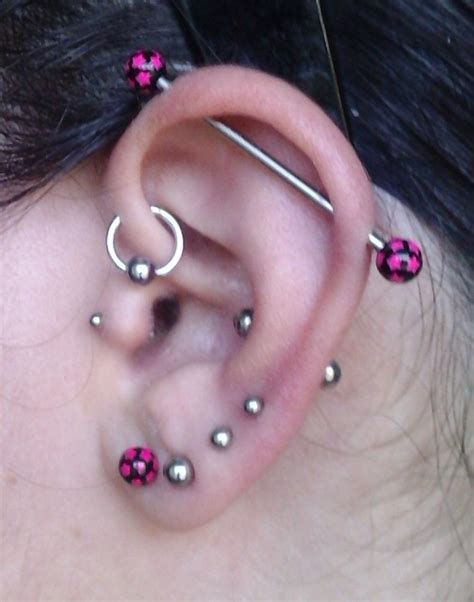 ear piercings types for girls tumblr   Di Candia Fashion