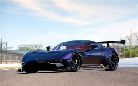2016 Aston Martin Vulcan Wallpaper
