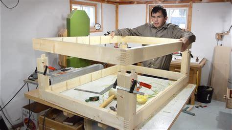 building  dresser frame plans diy