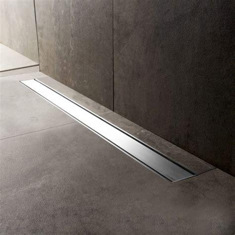 docce a pavimento prezzi canaletta per doccia a pavimento tekness da 110 cm con