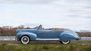 1941 Lincoln Zephyr Convertible V