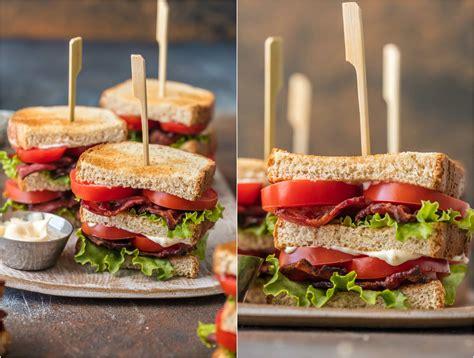 Blt Sandwich Sliders