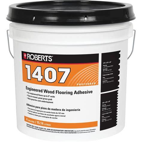 engineered bamboo flooring 4 gal premium vinyl tile glue adhesive 2057 4