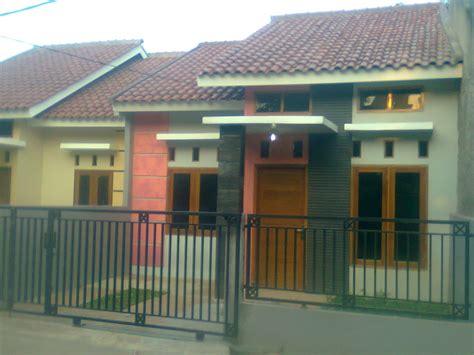 gambar rumah minimalis berpagar