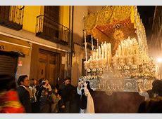 Semana Santa Granada 2016 Procesiones, itinerarios y horarios