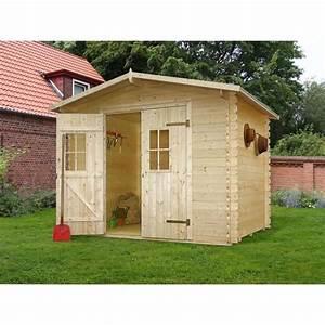 Abri De Jardin 6m2 : abris de jardin 6m2 bois ~ Dailycaller-alerts.com Idées de Décoration