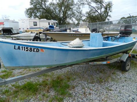Fishing Boat For Sale Reno by 1989 Reno Skiffs For Sale In New Orleans Louisiana