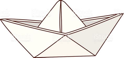Origami Boat Clipart by Paper Boat Clipart Clipground
