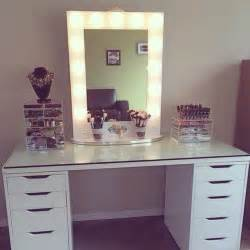 makeup desk ikea alex ριηтεяεsт qwe3nb βrιттany the infamous ikea drawers