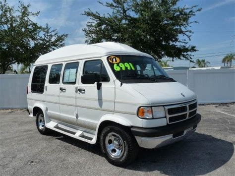 Dodge Ram Van Used Cars in Tampa   Mitula Cars