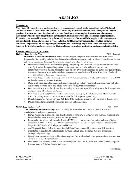 Rig Electrician Resume Template by Business Management Experience Resume Rig Electrician